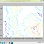 立体地形図を手作りしてみようかな、っと(6)