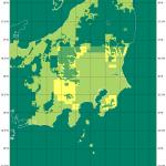 立体地形図を手作りしてみようかな、っと(11.5)