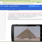 kivyLauncher で Google Maps ランチャくらいならすぐ書ける