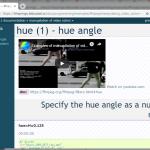 ffmpeg で映像可視化