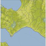 mpl_toolkits.basemap 開発はストップ、cartopy 使えやヲラ、てことなので (5) – pyshp と cartopy.io.shapereader